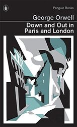 Down and Out in Paris and London - фото обкладинки книги