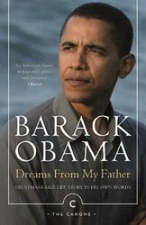 Dreams From My Father: A Story of Race and Inheritance - фото обкладинки книги