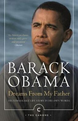 Dreams From My Father: A Story of Race and Inheritance - фото книги