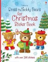 Dress the Teddy Bears for Christmas - фото обкладинки книги