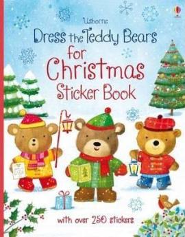 Dress the Teddy Bears for Christmas - фото книги