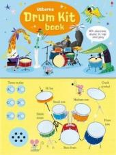 Drum Kit Book - фото обкладинки книги