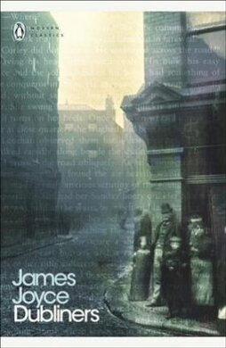 Dubliners, 2000 року видання  (Penguin Modern Classics) - фото книги