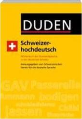 Duden - Schweizerhochdeutsch - фото обкладинки книги