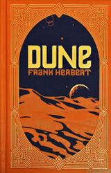 Dune - фото обкладинки книги