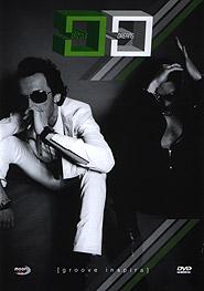 """DVD """"Groove Inspira"""" Dazzle Dreams"""