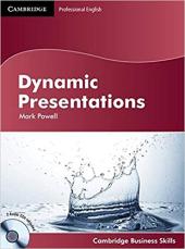 Dynamic Presentations Student's Book with Audio CDs (2) (Cambridge Business Skills) - фото обкладинки книги