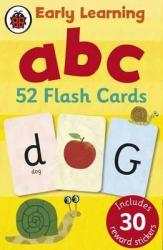 Early Learning: ABC. 52 flash cards - фото обкладинки книги