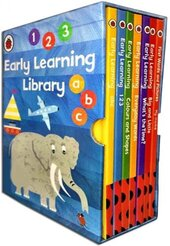 Early Learning Library. Seven book titles set - фото обкладинки книги