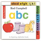 Early Starters: ABC - фото обкладинки книги