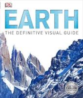 Earth: The Definitive Visual Guide - фото обкладинки книги