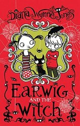 Earwig and the Witch - фото обкладинки книги
