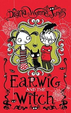 Книга Earwig and the Witch