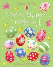 Easter Things to Make and Do - фото обкладинки книги