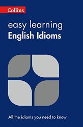 Easy Learning English Idioms - фото обкладинки книги