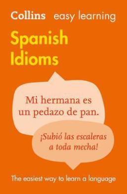Easy Learning Spanish Idioms - фото книги