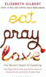 Eat, Pray, Love - фото обкладинки книги