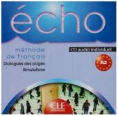 Echo: CD audio - фото обкладинки книги