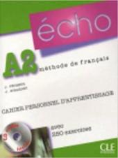Echo: CD audio А2 - фото обкладинки книги