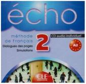 Echo: CD audio individuel 2 - фото обкладинки книги