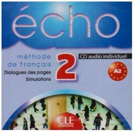 Echo: CD audio individuel 2 - фото книги