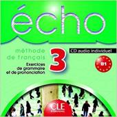 Echo: CD audio individuel 3 - фото обкладинки книги