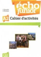 Echo Junior : Cahier d'activites A2 - фото обкладинки книги