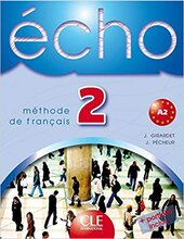 Echo : Livre de l'eleve + portfolio 2 - фото обкладинки книги