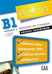 Echo (Nouvelle Version) : Guide Pedagogique B1.1 - фото обкладинки книги