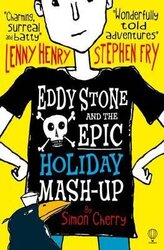 Eddy Stone and the Epic Holiday Mash-Up - фото обкладинки книги