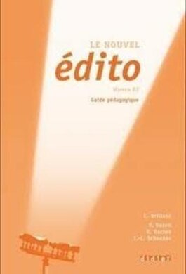 Edito B2. Guide Pedagogique - фото книги