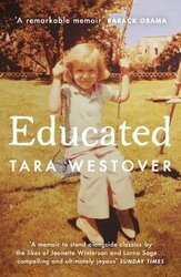 Educated : The Sunday Times and New York Times bestselling memoir - фото обкладинки книги