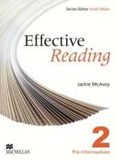 Effective Reading 2. Pre Intermediate - фото обкладинки книги