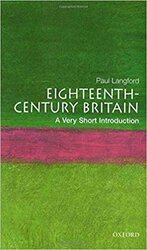 Eighteenth-Century Britain: A Very Short Introduction - фото обкладинки книги