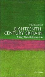 Eighteenth-Century Britain: A Very Short Introduction - фото обкладинки книги