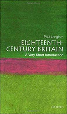Eighteenth-Century Britain: A Very Short Introduction - фото книги