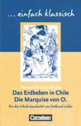 Einfach klassisch. Erdbeben in Chile/ Die Marquise von O. - фото обкладинки книги