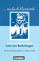 Einfach klassisch. Gotz von Berlichingen - фото обкладинки книги