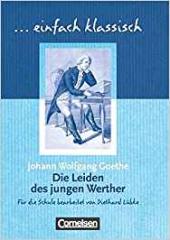 Einfach klassisch. Leiden d.Werther - фото обкладинки книги