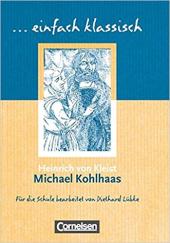 Einfach klassisch. Michael Kohlhaas - фото обкладинки книги