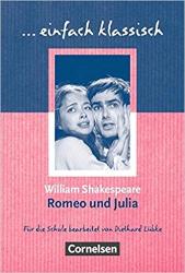 Einfach klassisch. Romeo und Julia - фото обкладинки книги