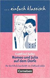 Einfach klassisch. Romeo und Julia auf dem Dorfe - фото обкладинки книги
