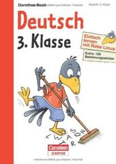 Einfach lernen mit Rabe Linus. Deutsch 3. Klasse - фото обкладинки книги