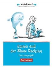 Einfach lesen 0. Emma und der Blaue Dschinn - фото обкладинки книги