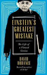 Einstein's Greatest Mistake : The Life of a Flawed Genius - фото обкладинки книги