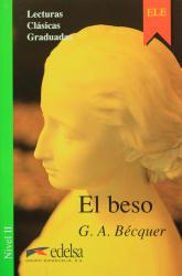 El beso - фото обкладинки книги