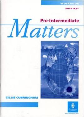 Робочий зошит Elementary Matters Workbook With Key