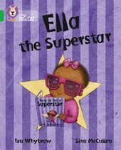 Ella the Superstar - фото обкладинки книги