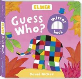 Elmer: Guess Who? - фото книги