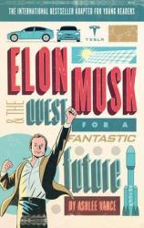 Elon Musk Young Readers' Edition - фото обкладинки книги